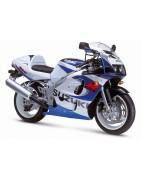 Motorecicle - Despiece modelo Suzuki GSXR 600-750 SRAD