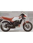 Motorecicle - Despiece original Yamaha RD 125 año 1987