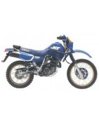 Motorecicle - Despiece YAMAHA XT 600E.