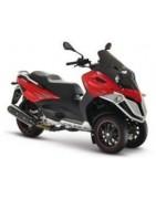 Motorecicle - Despiece Original GILERA FUOCO 500i año 2008