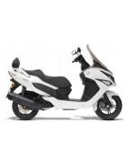 Motorecicle - Despiece Original Daelim S3 125