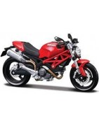 Motorecicle - Despiece Original DUCATI MONSTER 696 ´12