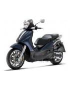 Motorecicle - Despiece Piaggio Beverly 500i