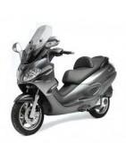Motorecicle - Despiece modelos Piaggio X9