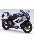 Motorecicle - Despiece modelo Suzuki GSXR 1000 K8