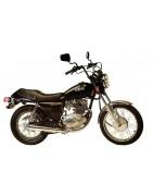 Motorecicle - Despiece Original YAMAHA SR 250 SPECIAL