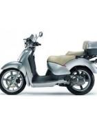 Motorecicle - Aprilia Scarabeo