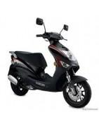 Motorecicle - Despiece modelo Daelim S4